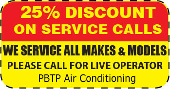 Air Conditioning Repair Coupon 1