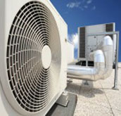 Commercial Air Conditioning Unit